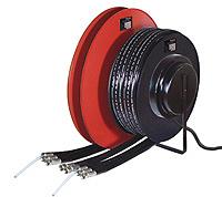 Hydraulik-Schlauchaufroller
